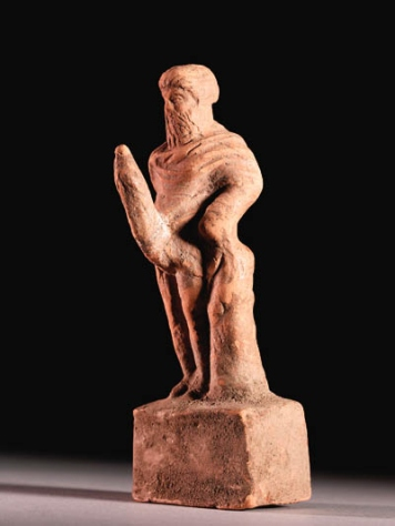 A Greek Terracotta figure of Priapus, ©Christie's 2015, http://www.christies.com/LotFinder/lot_details.aspx?intObjectID=1403973