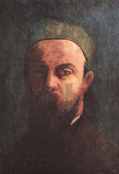 Self-Portrait, 1880