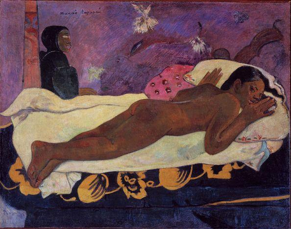 Manao tupapau (The Spirit of the Dead Keep Watch) (1892)