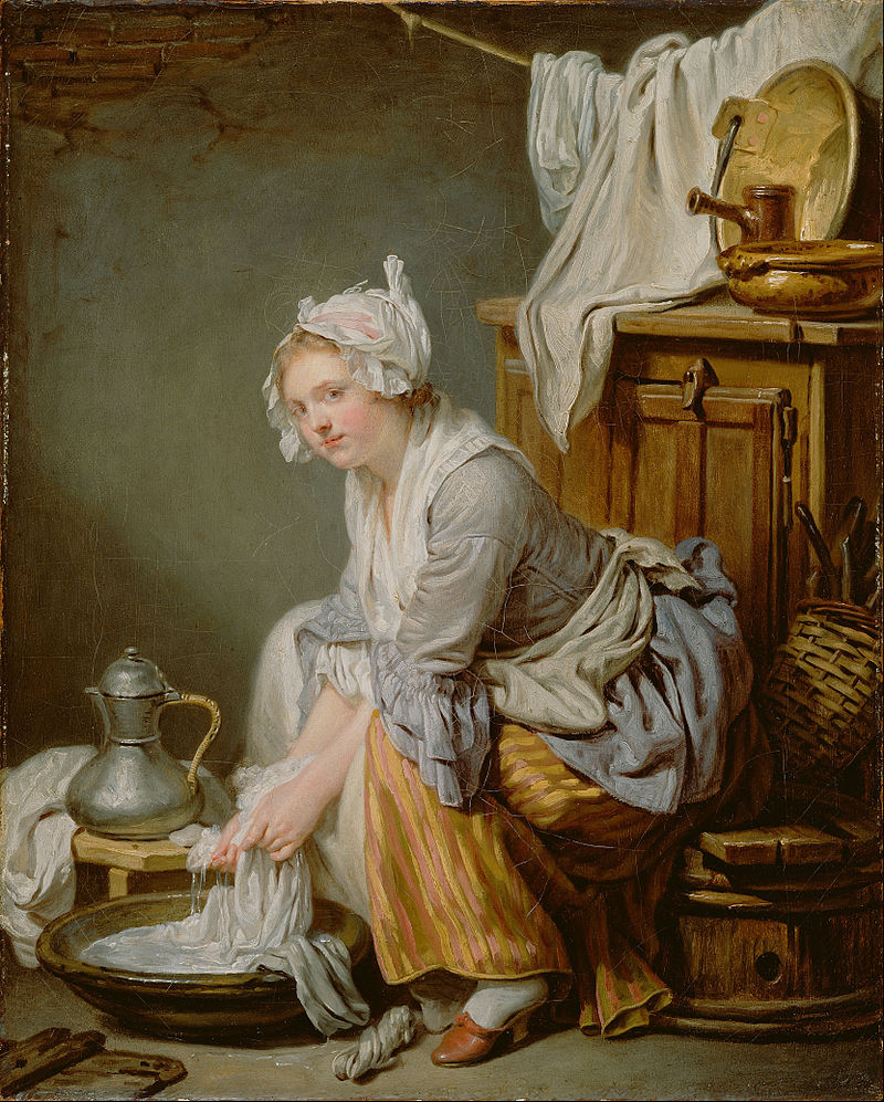800px-Jean-Baptiste_Greuze_(French_-_The_Laundress_(La_Blanchisseuse)_-_Google_Art_Project